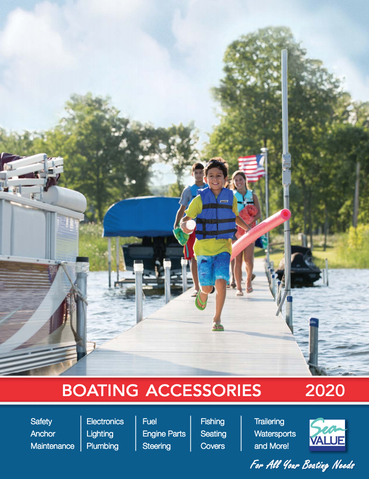 Boat Supply Catalog